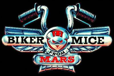 Os Motoratos de Marte ! ! ! Folder