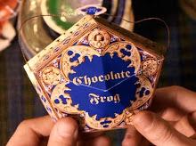 »● Lechuza de Winnie {Okebón} Chocolate_Frog