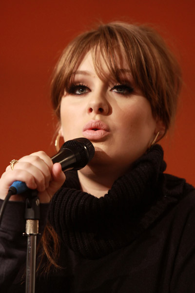 Imágenes >> Photoshoots, Revistas, Conciertos... Adele