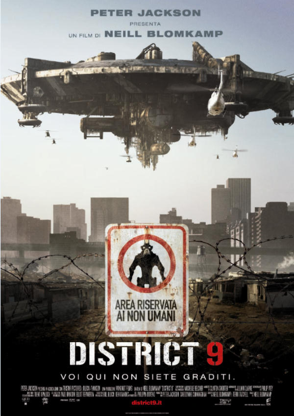 District 9 DISTRICT9