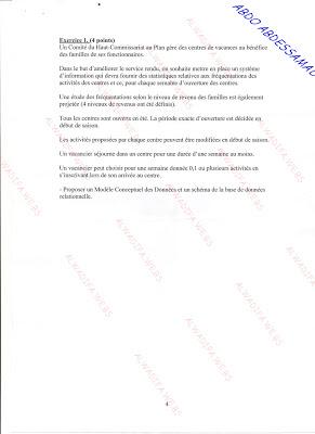 المندوبية السامية للتخطيط: مباراة توظيف تقنيين من الدرجة الرابعة دورة 25 أبريل 2009 HCP_25-04-2009_008