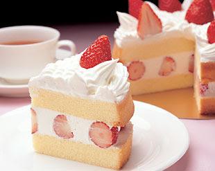 Short Cake (Tarta de fresas) Shortcake