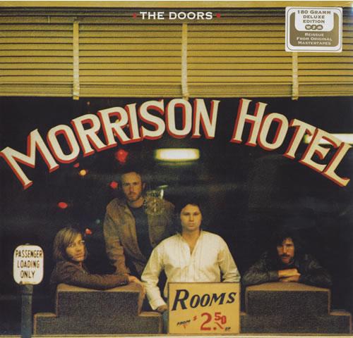Ce que vous écoutez  là tout de suite - Page 7 The-Doors-Morrison-Hotel-429396