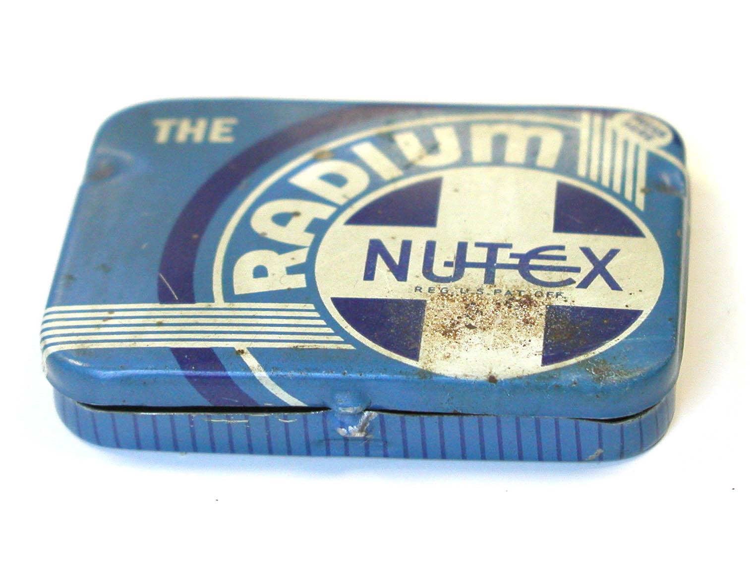 Limpiando Reel Nutex