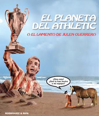 Recomienda un libro a distintos foreros Athletic-Julen-Guerrero