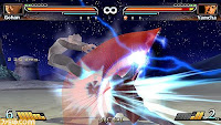 Primeras imagenes del videojuego de DragonBall Evolution Para Psp de momento 090209_43
