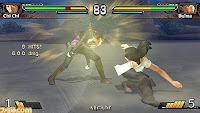 Primeras imagenes del videojuego de DragonBall Evolution Para Psp de momento 090209_38