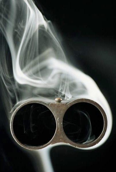 Comment entreposer son revolver  - Page 3 Shotgun-barrel
