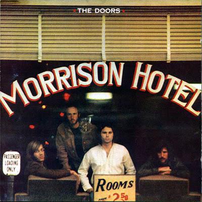 Les disques de rock à avoir toujours sur soi. The_Doors_-_Morrison_Hotel_-_front