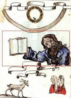 Parravicini y Nostradamus ... sus similitudes Image72