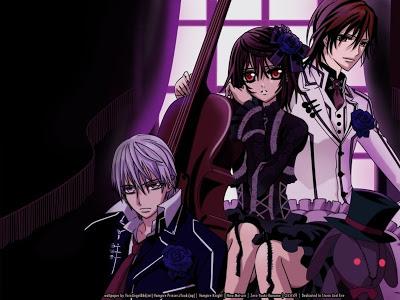 Ficha de Yuki VampireKnightwallpaper