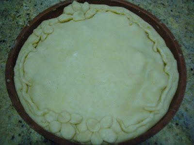 Tarta  a la americana  de manzana P1090983
