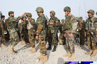 Détachement du 1er RCP en Afghanistan depuis le 18 juin 2009 ANA_1