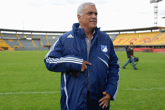 """Páez: """"Con Millonarios, los rivales tienen que sufrir en Bogotá"""" 56fca1d6a7e21341730f8df0ee13997e"""