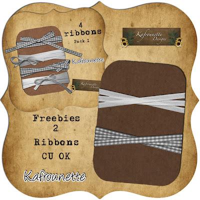 2 Ribbons - By: Kafrounette Folder11