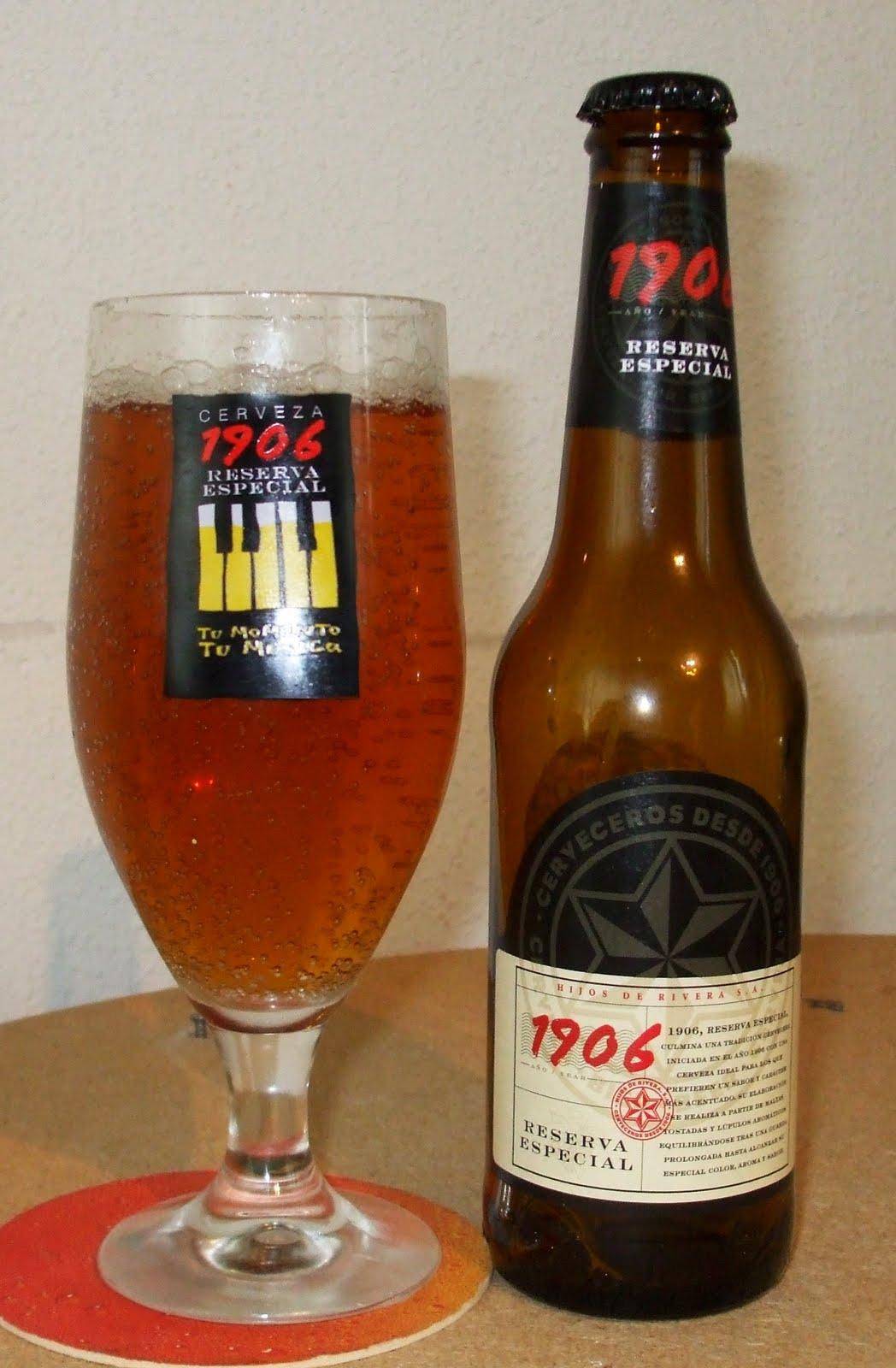¿Que cerveza española os gusta más? 1906