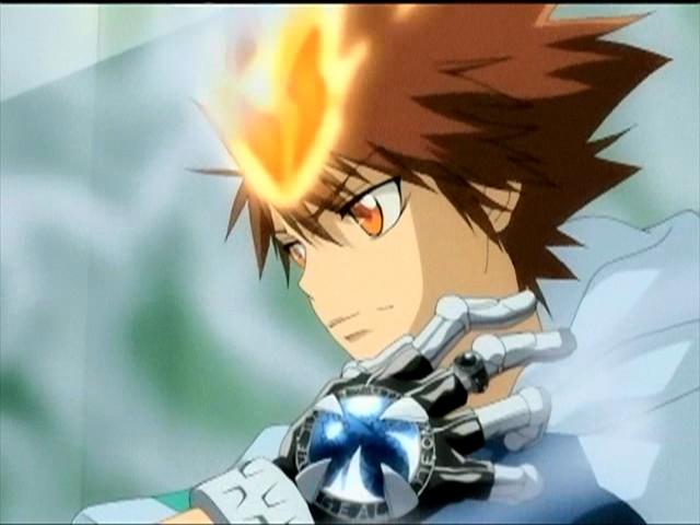 Katekyo Hitman Reborn!~ Sawada_Tsunayoshi_6