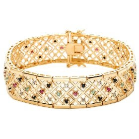 ازاى تعرفي الذهب و عيارة و لو مغشوش و سعرة و طريقه تنظيفه Jewelry%20bracelets%202