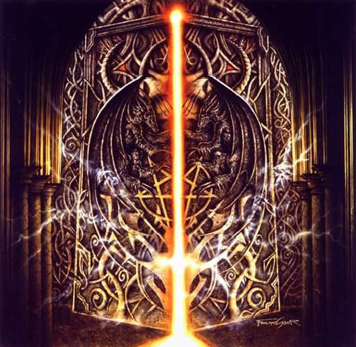 гадалка - культ Сатаны. Сатана. Дьявол. Люцифер ( фото, видео, демотиваторы, картинки) - Страница 3 Bewitched_-_at_the_gates_of_hell