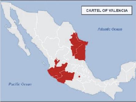 Confirman unión de Zetas y Cártel Valencia 00-09