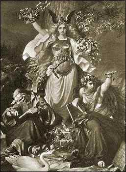 Dioses Nórdicos [¿Mitos o Realidad?] 636