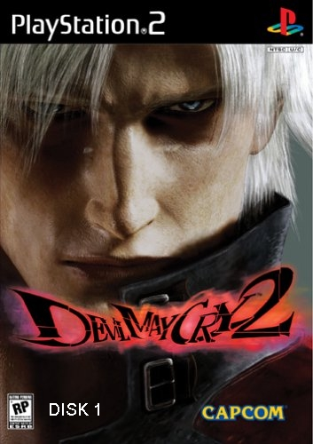 Devil May Cry SAGA Devil_may_cry_2_ps2_Disk_1