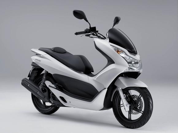 Test drive/Moto de cortesia - Honda PCX 125 Honda-pcx