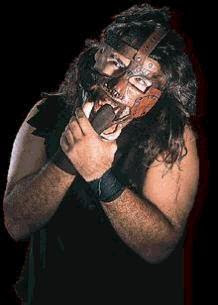 Mick Foley Mankind