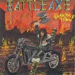 NWOBHM BATTLEAXE-Burn%2BThis%2BTown