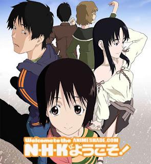 NHK ni Yokoso/ Welcome to NHK Welcome_to_the_nhk