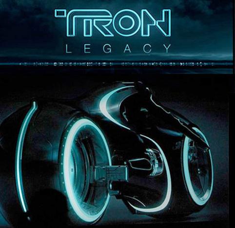 ¿Cuál ha sido la última película que has visto? Tron-legacy-poster