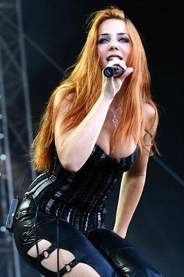 "Epica >> album ""Requiem for the Indifferent"" Simone%2BSimons%2B%2528Epica%2529%255B27%255D"