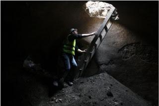 Arqueólogos encontram rua de 1.500 anos em Jerusalém Rua_em_jerusalem1