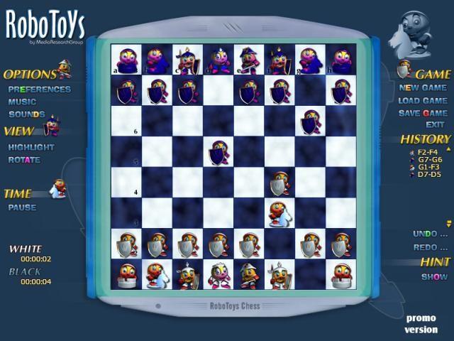 RT Chess -  Children's Chess RTchess