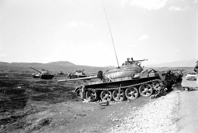 صور معركة وادي الدموع على الجبهة السورية عام 73  92