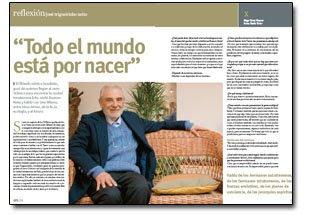 """hombre - El contactado Benjamín Solari Parravicini (el """"Nostradamus"""" argentino) Trigue"""