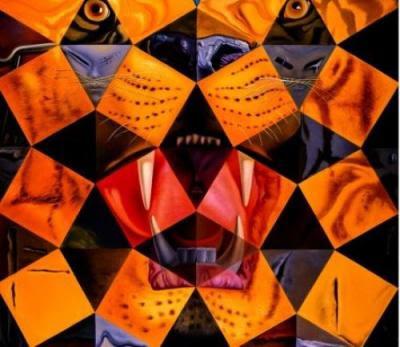 ¿Cómo soñáis? ¿Sueños lúcidos? - Página 4 Salvador-Dali-tigre-real