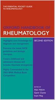 Oxford Handbook of Rheumatology (Oxford Handbooks Series) RHEUMATOLOGY