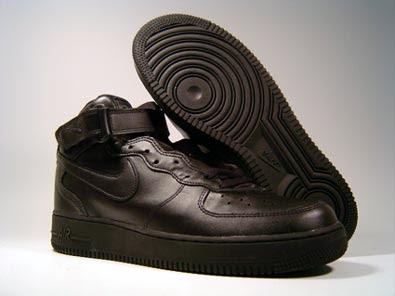 Les Baskets de nos Coeurs... Nike-Air-Force-1-black-blac