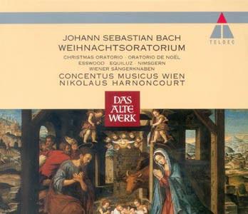 oratorio de navidad,J.S,Bach Orattorio