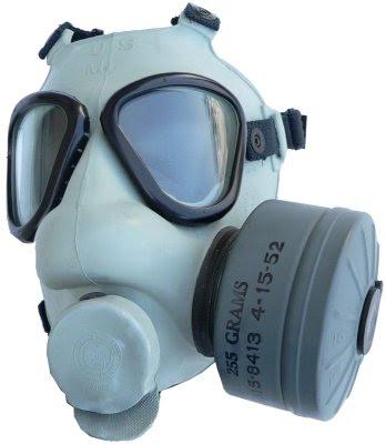 Respro Mask concettuale: economica e funzionale! Antigas
