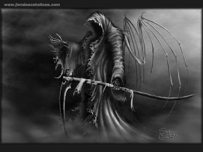Perros Locos Angel-of-death-wallpaper