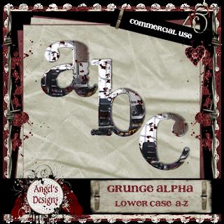 Metallic Grunge Alpha AngelsDesignz_GAlc_Preview