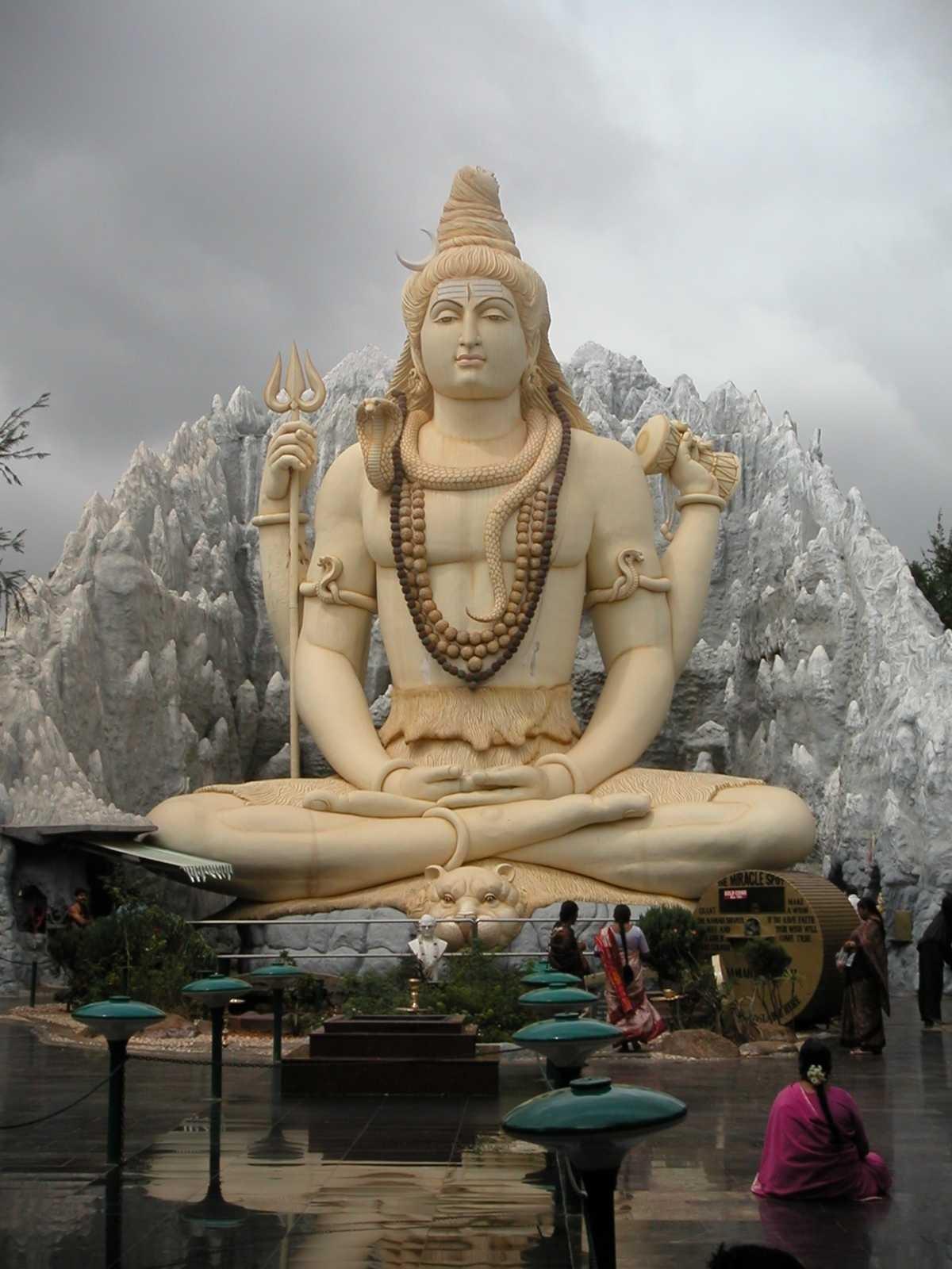 Hindu's primal deity Lord_shiva