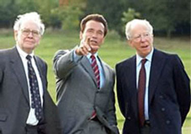 I know who GH is IMPORTANT!!!! - Page 3 Buffett_schwarzenegger_rothschild