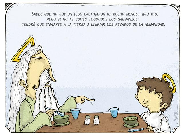 Humor gráfico sobre las religiones y dioses - Página 3 Limpiar-los-pecados