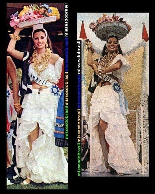 ♥♥ * *♥♥¸.· Maria da Gloria Carvalho, Miss International 1968. ♥♥ * *♥♥¸.·   Gloria-3