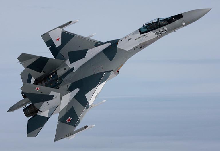 MiG 1.44 MFI [Revell 1/72 - MAJ au 19/08/12] Voilaaaaaaa c'est fini ! - Page 2 SU-35BM