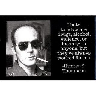 Hunter S. Thompson  HunterS.Thompson
