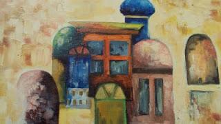 لوحاتي بالزيتي 8